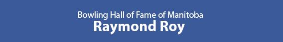 Raymond Roy